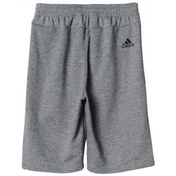Vêtements Garçon Shorts / Bermudas adidas Originals Short Long garçon Id Gris anthracite