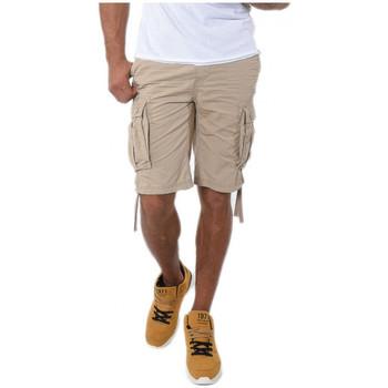 Vêtements Homme Shorts / Bermudas Kaporal Bermuda Korge Sand Beige