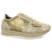 Chaussures Femme Espadrilles Maria Mare Baskets Or