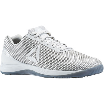 Chaussures Homme Fitness / Training Reebok Sport CrossFit Nano 7 Plate Pack Gris / Blanc / Noir