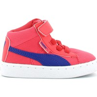 Chaussures Enfant Fitness / Training Puma 358203 Chaussures sports Enfant Rose Rose
