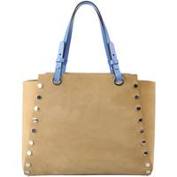 Sacs Femme Cabas / Sacs shopping Kesslord TICTACTOE MAGIC_VE_CC Beige