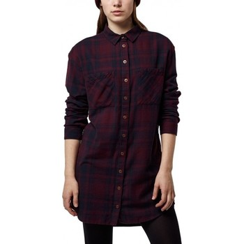 Vêtements Femme Chemises O'neill Chemise  Lw Traveller - Red Aop / Blue Rouge