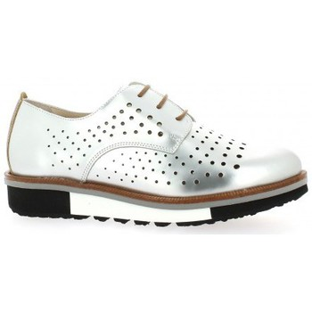 Chaussures Femme Derbies Riva Di Mare Derby cuir glacé Gris