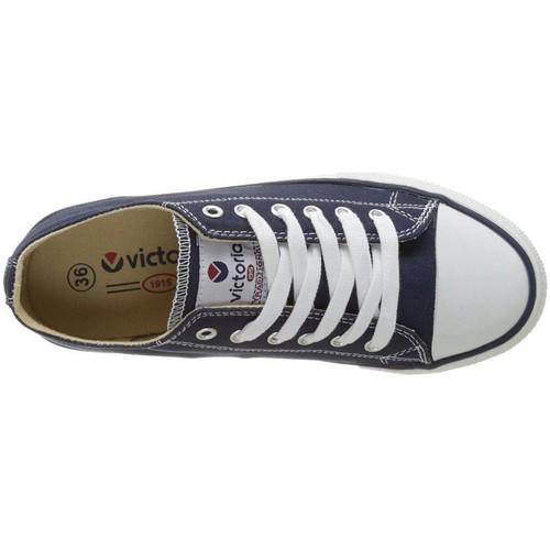 Chaussures Femme Baskets basses Victoria 106550 f bleu