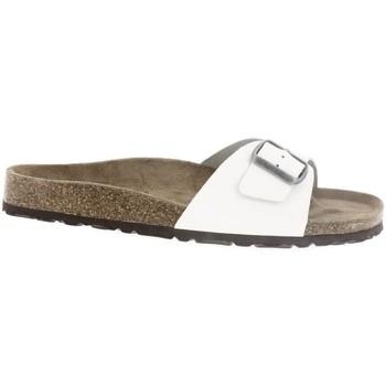 Chaussures Homme Mules La Maison De L'espadrille 3555 blanc
