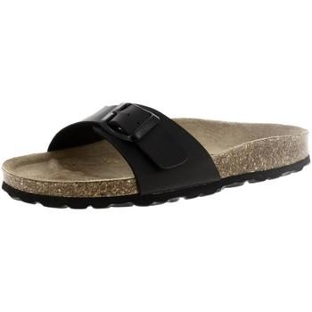 Chaussures Femme Mules La Maison De L'espadrille 3506 noir
