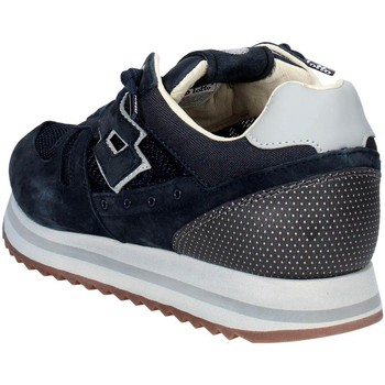 Chaussures Homme Baskets basses Lotto S8860 Petite Sneakers Homme Bleu Bleu