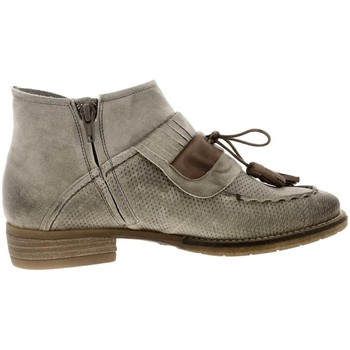 Chaussures Femme Bottines Dkode 12670 taupe