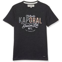 Vêtements Garçon T-shirts & Polos Kaporal T-Shirt garçon Magic Mediev Bleu