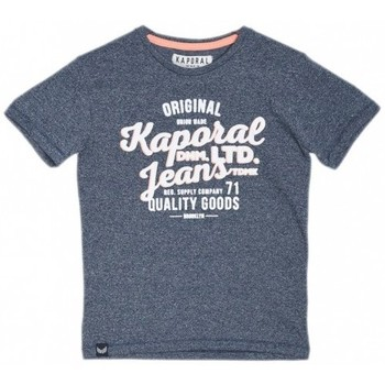 Vêtements Garçon T-shirts & Polos Kaporal T-Shirt Garçon Mixi Mediev Gris