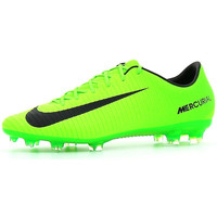 Chaussures Homme Football Nike Mercurial Veloce III FG Electric Green / Black