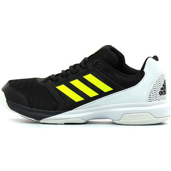 Chaussures Homme Sport Indoor adidas Performance Multido Essence Utility Black / Solar Yellow / FTWR White