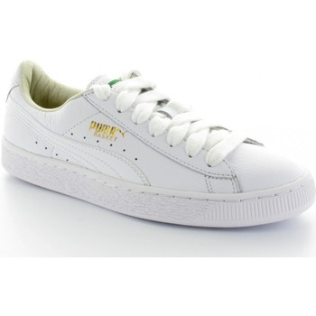Chaussures Homme Baskets mode Puma Baskets  Classic LFS Blanc Blanche