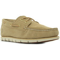 Chaussures Homme Chaussures bateau Timberland Tidelands 2 Eye beige