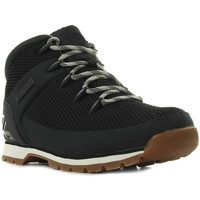 Chaussures Homme Baskets montantes Timberland Euro Sprint Fabric Black noir