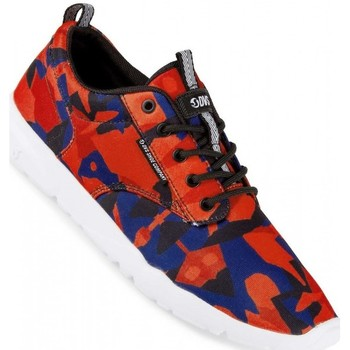 Chaussures Homme Baskets basses DVS PREMIER 2.0  red blue black Rouge