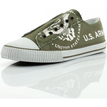 Chaussures Homme Baskets basses Us Army Mission Camouflage