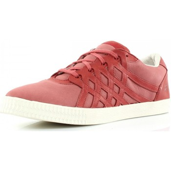 Chaussures Femme Baskets basses Puma Khomus Lace Up Rouge