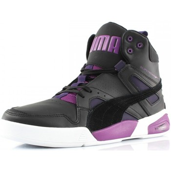 Chaussures Homme Baskets montantes Puma FTR Trinomic SlipStream Lite Noir