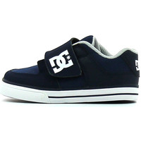 Chaussures Enfant Baskets basses DC Shoes Pure V II T Navy