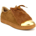Chaussures Femme Baskets mode Cendriyon Baskets Caramel Chaussures Femme, Caramel