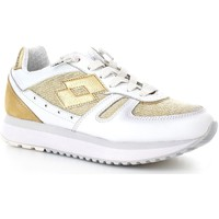 Chaussures Femme Randonnée Lotto S8906  Femme White/Gold Star White/Gold Star