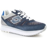 Chaussures Femme Randonnée Lotto S8914  Femme Nautic/Galaxy Metal Nautic/Galaxy Metal