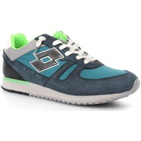 Chaussures Homme Randonnée Lotto S8841  Homme Blue Curacao/Green Atlantic Blue Curacao/Green Atlantic