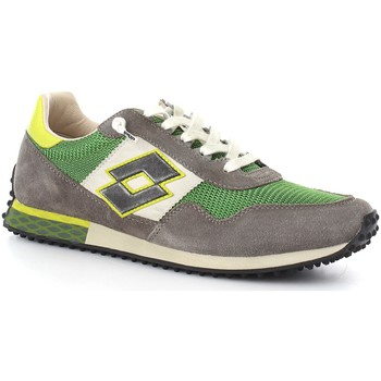 Chaussures Homme Randonnée Lotto S8852  Homme Aloe/Grey Cement Aloe/Grey Cement