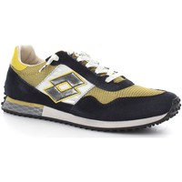 Chaussures Homme Randonnée Lotto S8854  Homme Yellow Spice/Navy Dark Yellow Spice/Navy Dark