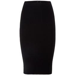 Vêtements Femme Jupes Guess Jupe  Oretta Noir 38