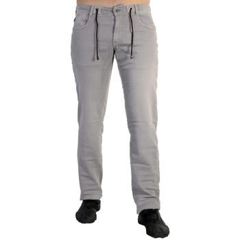 Vêtements Homme Pantalons 5 poches Le Temps des Cerises Jeans Jogg Beige