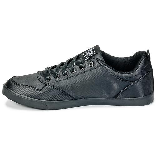 Redskins Homme Basses Chaussures Noir Norani Baskets j54qA3RL