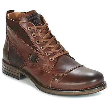 Chaussures Homme Boots Redskins YVORI Marron