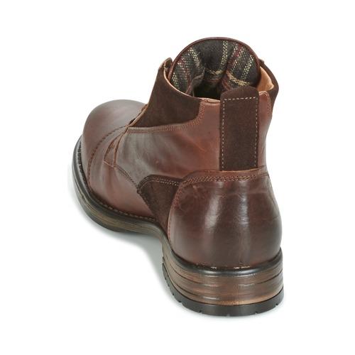 Homme Boots Marron Yvori Redskins 3Lq5jAc4R