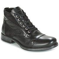 Chaussures Homme Boots Redskins YVORI Noir