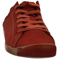 Chaussures Femme Baskets basses Softinos  Rouge