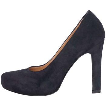 Chaussures Femme Escarpins Silvana 4599 Escarpins Femme bleu bleu