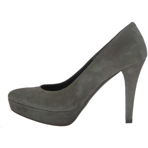 Chaussures Femme Escarpins Silvana 4021 gris