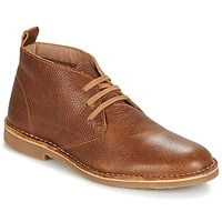 Chaussures Homme Boots Selected ROYCE CHUKKALA Cognac