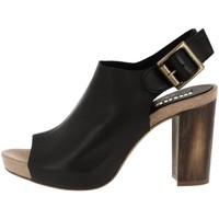 Chaussures Femme Sandales et Nu-pieds MTNG IREL NOIR