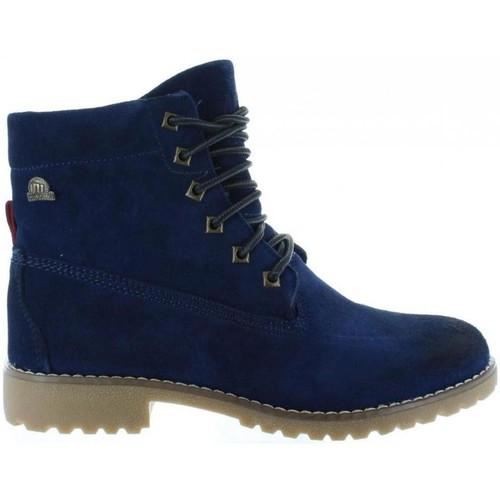 Chaussures Femme Bottines MTNG 90201 bleu