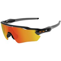 Accessoires Accessoires sport Oakley Radar EV Path Polished Black Fire Iridium Noir