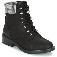 Chaussures Femme Boots Only ALEXANDRE Noir
