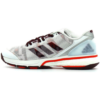 Chaussures Femme Sport Indoor adidas Performance Stabil Boost 20y W FTWR White / Maroon / Energy