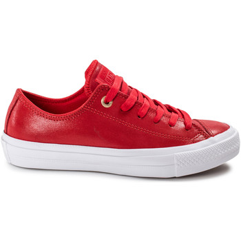 Chaussures Femme Baskets basses Converse Chuck Taylor All Star 2 Craft Rouge