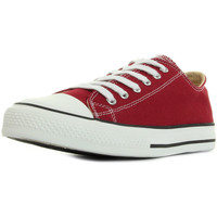 Chaussures Femme Baskets mode Victoria Zapatilla Basket rouge