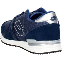 Chaussures Homme Baskets basses Lotto S7839 Petite Sneakers Homme Bleu Bleu