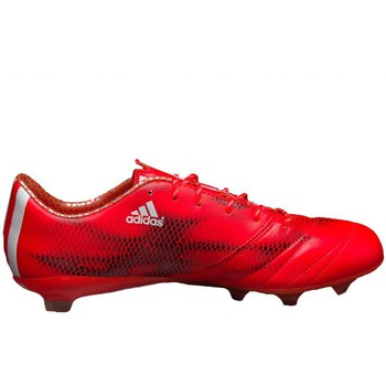 Chaussures Homme Football adidas Originals F50 Adizero FG Leather Bordeaux-Rouge